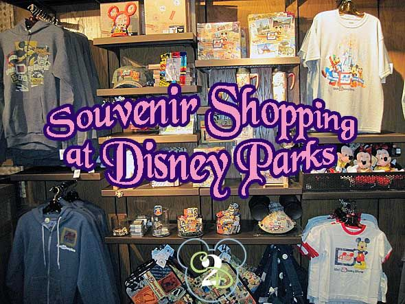 Disney World Souvenir List Including prices of the most popular souvenirs at the parks.