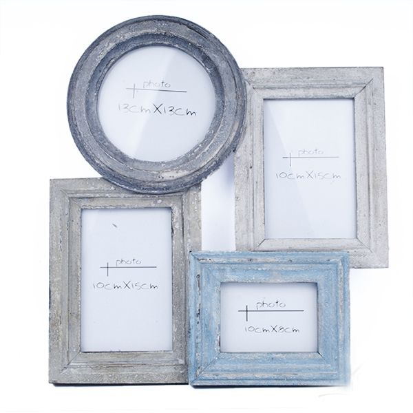 Poczwórna ramka na zdjęcia Vintage lovelypassion.pl #shabbychic #vintage #country #shop #decor #home #dom #dekoracja #inspiration #beautiful #photo #frame