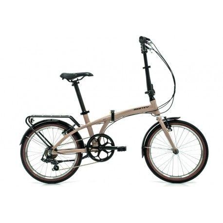 Le vélo pliant Monty Source est pratique, robuste, bien équipé et pas cher !