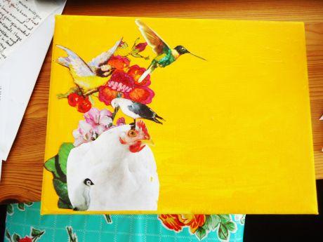 bird painting 1