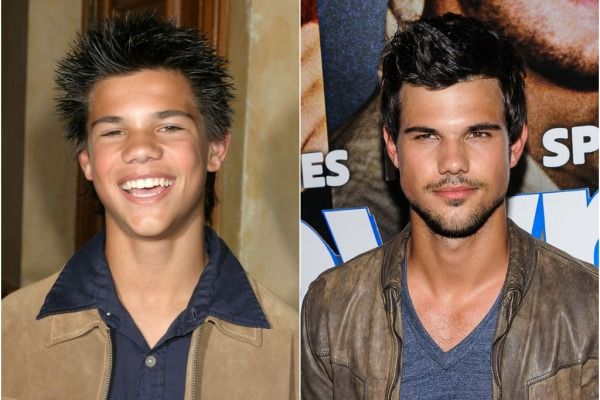 Then & Now: Male Celebrities Who Are Hot Post-Puberty | Teen.com