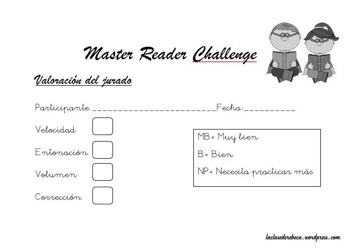 lectuta, primaria, reader