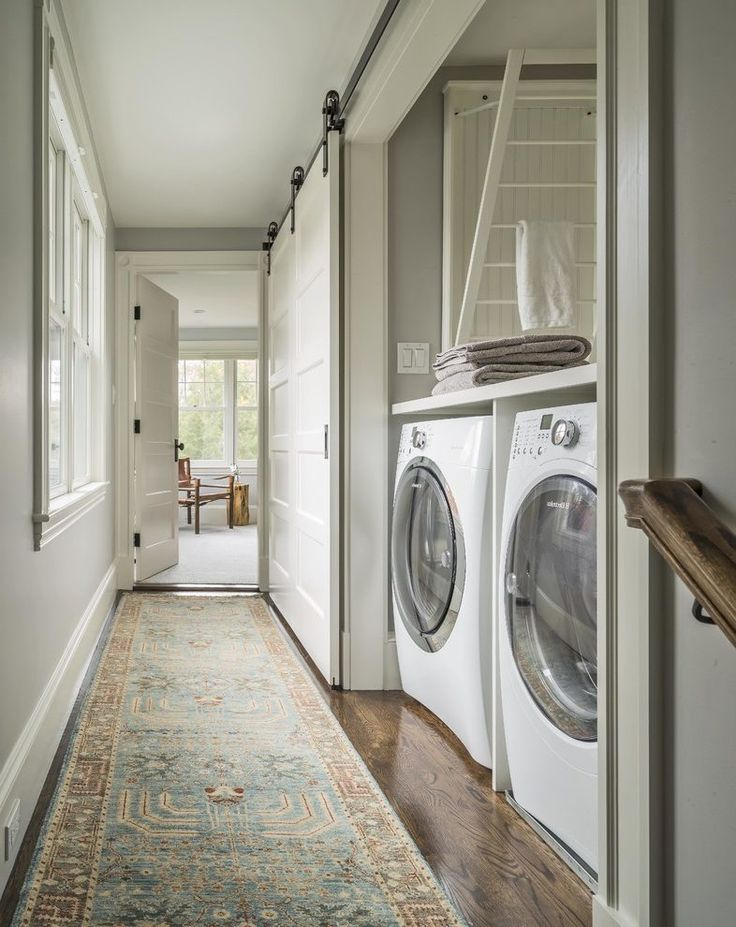wall laundry drying room traditional with gray walls mounted bathroom cabinets