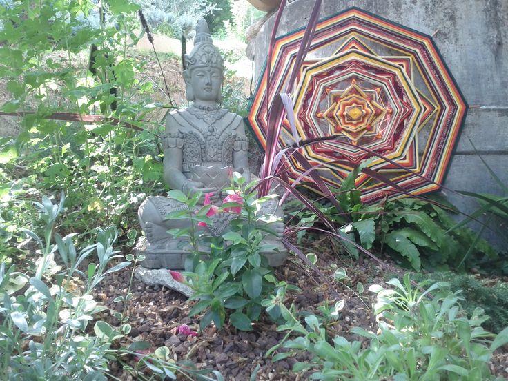 Shakti Mandala & Buddha*