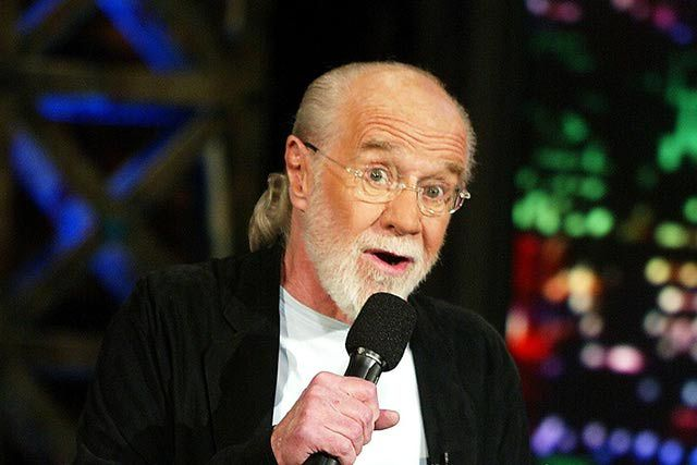 George Carlin's Funniest Political Quotes