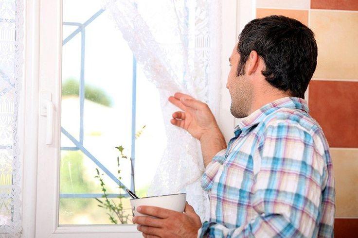 Painajaismainen naapuri :D Tuleeko tällaista vastaan teidän rapussa ?