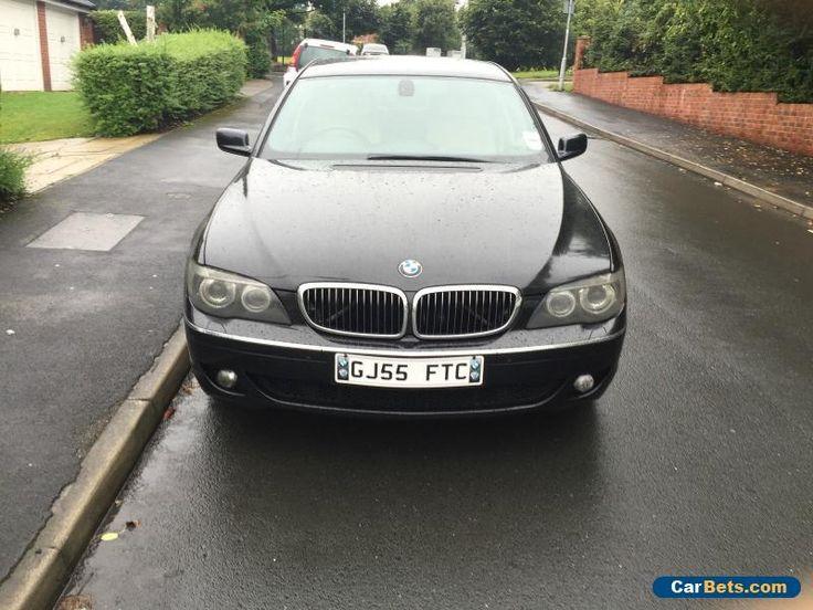 2005 BMW 730D AUTO SPORT BLACK Diesel #bmw #730dauto #forsale #unitedkingdom