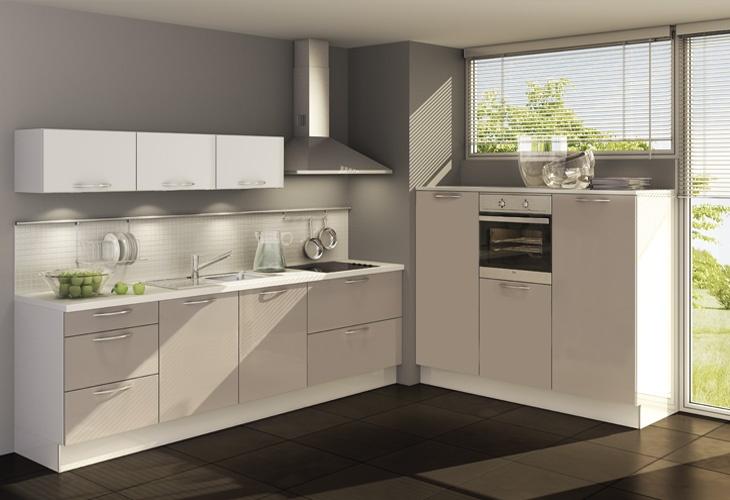 21 best graue k chen images on pinterest grey kitchens. Black Bedroom Furniture Sets. Home Design Ideas