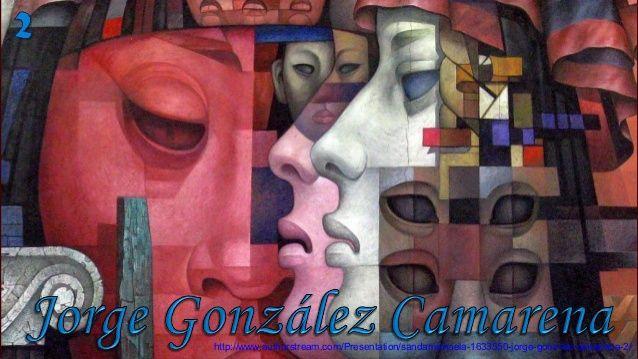 Mural de Jorge Gonzales Camarena.