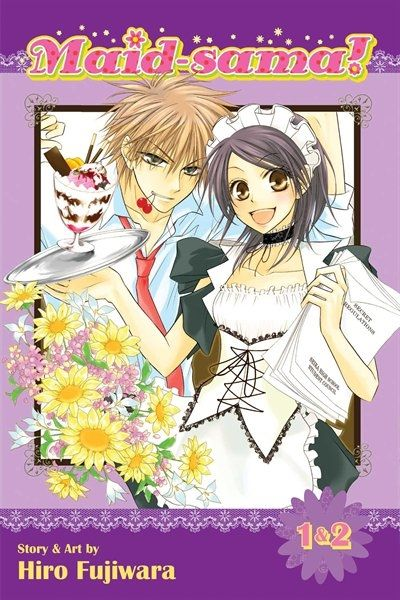Maid-sama (2-in-1 edition), Vol. 1: Includes Vols. 1&2 by Hiro Fujiwara. Can Misaki trust Usui to keep her secret from the rest of the kids at school? And why the heck is he always showing up at the maid café? Maybe she should start taking him seriously when he says he likes her—especially when he throws in an unexpected kiss!