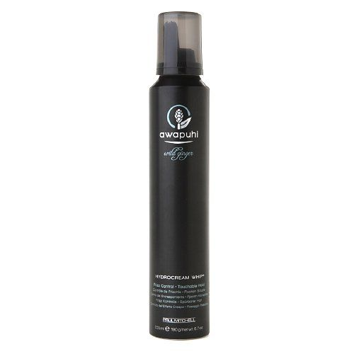 Awapuhi Wild Ginger by Paul Mitchell Hydrocream Whip Frizz Control, Touchable Hold 6.7 oz (200 ml) (Pack of 6)  http://www.themakeupstyle.com/awapuhi-wild-ginger-by-paul-mitchell-hydrocream-whip-frizz-control-touchable-hold-6-7-oz-200-ml-pack-of-6/