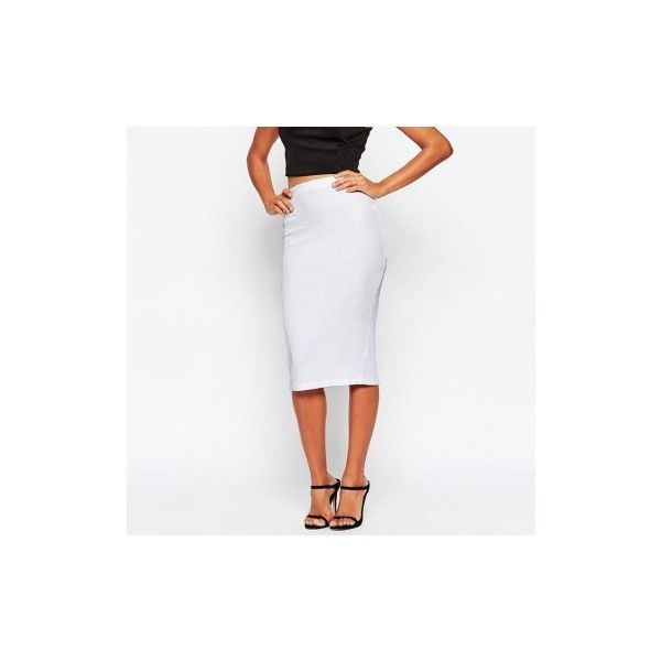 25 best ideas about white high waisted skirt on