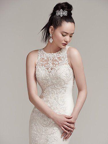 Rae Wedding Dress by Sottero and Midgley|Alt1