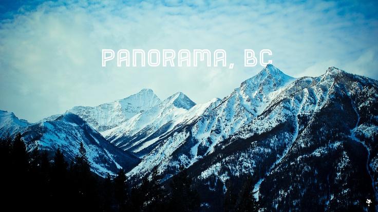 Panorama Ski Resort, BC @I_AM_TIMBER