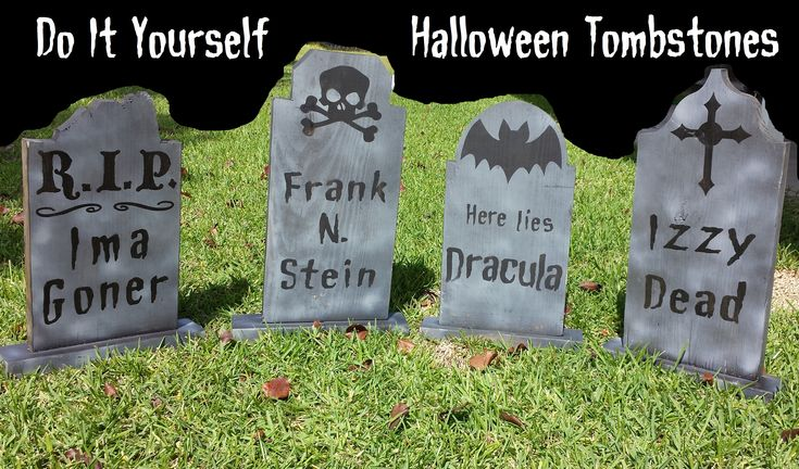 1000 ideas about halloween tombstones on pinterest for Tombstone templates for halloween