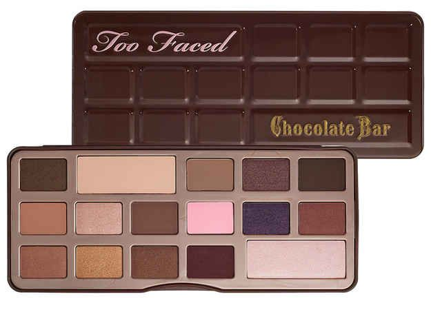 Too Faced Chocolate Bar Eye Shadow Collection   27 Transcendent Beauty Products To Look Out For In 2014