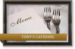 TOnys Banquet like their lighting