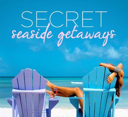 Secret seaside getaways to escape to this summer #summer #travel