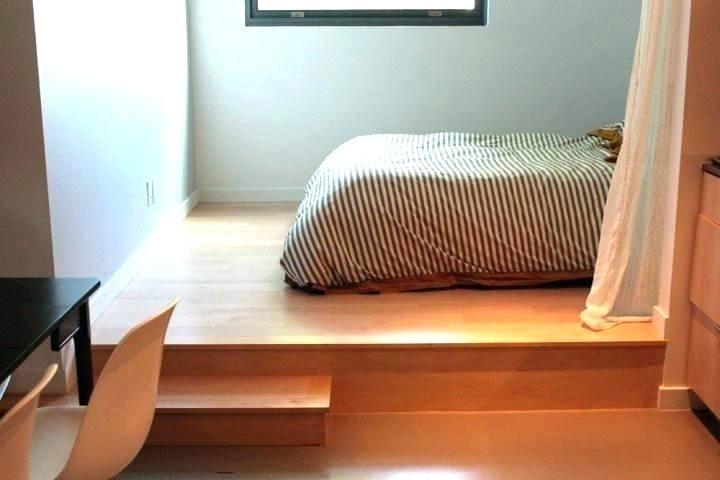 Image Result For Raised Platform Bed Loft Bed Storage Future