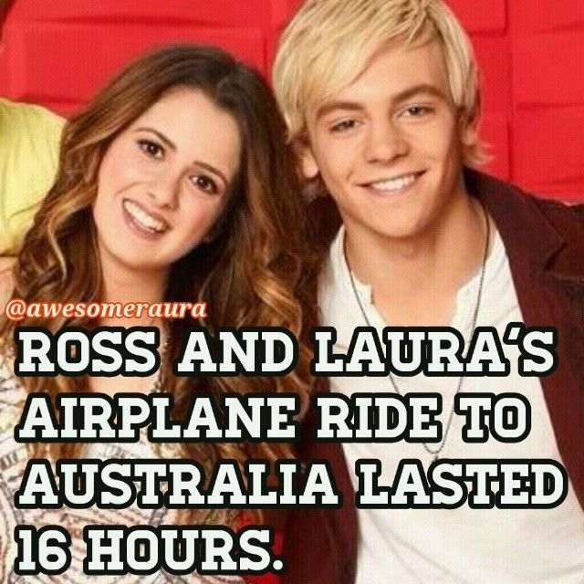 is laura dating ross Ross lynch and laura marano are totally adorable on austin & ally, but we think they would make a cute couple in real life too check out these 7 reasons why, and then decide if you agree.