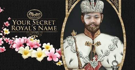 TOLONG AKUI GELAR KEBANGSAWANANKU! untuk mendapatkan undangan kehormatan YOUR SECRET ROYAL'S NAME