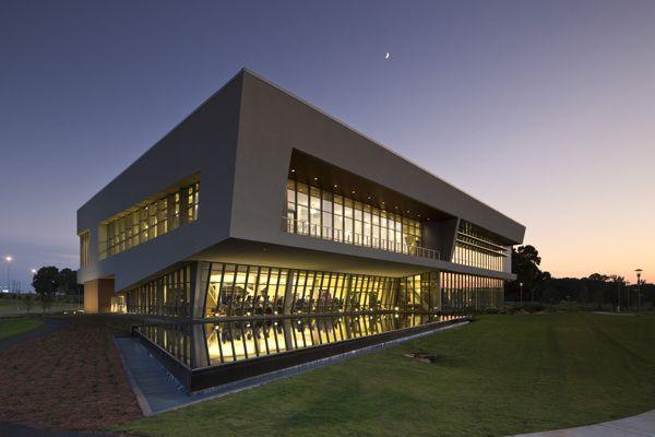 Wellness Center at AUM by Brad Feinknopf, via Behance