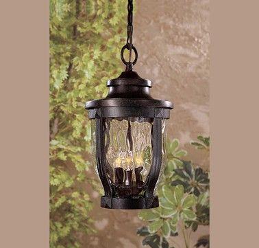 Merrimack Corona Bronze Outdoor Pendant By Great Outdoors Lighting