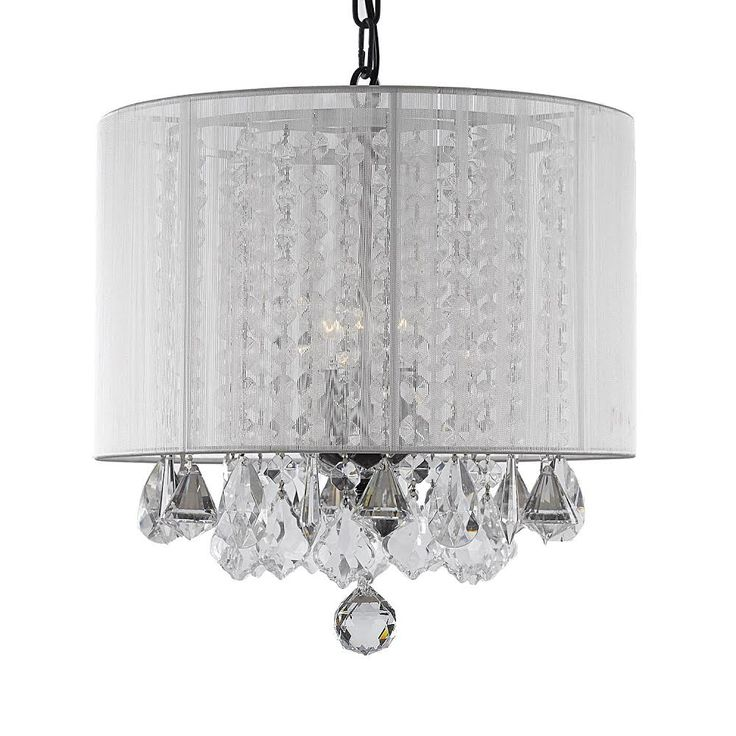 Features:  -Item also works with energy efficient bulbs, halogen bulbs, compact fluorescent bulbs, LED bulbs etc..  -Item must be hardwired.  -Item requires (3) 40 watt candelabra bulbs -not included.