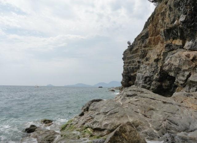 Punta Corvo, Italy