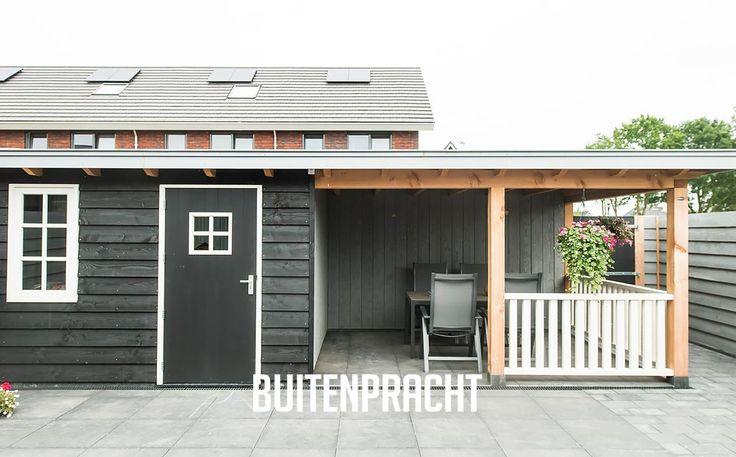 25 beste idee n over buiten open haard op pinterest buitenmeubilair tuin meubelen en - Fotolounge ontwerp ...