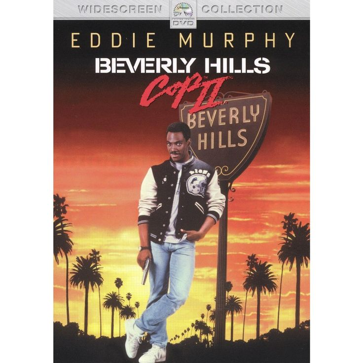 Beverly Hills Cop II (Paramount Widescreen Collection) (dvd_video)
