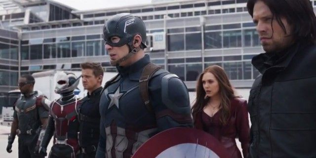 """Stucky shippers, read it & see what you think -  Joe Russo Calls Captain America: Civil War a """"Love Story"""" Between Cap and Bucky"""