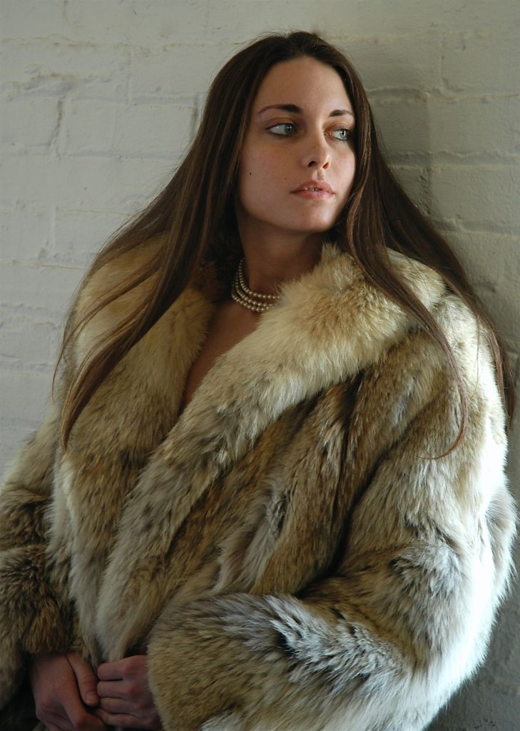 Dildoes women fur coats