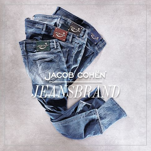 Herren Jeans - Jacob Cohen - Denim Trand SS2016 #sailerstyle #jacobcohen…