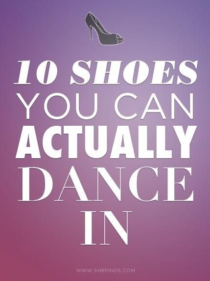 10 wedding shoes you can actually dance in!