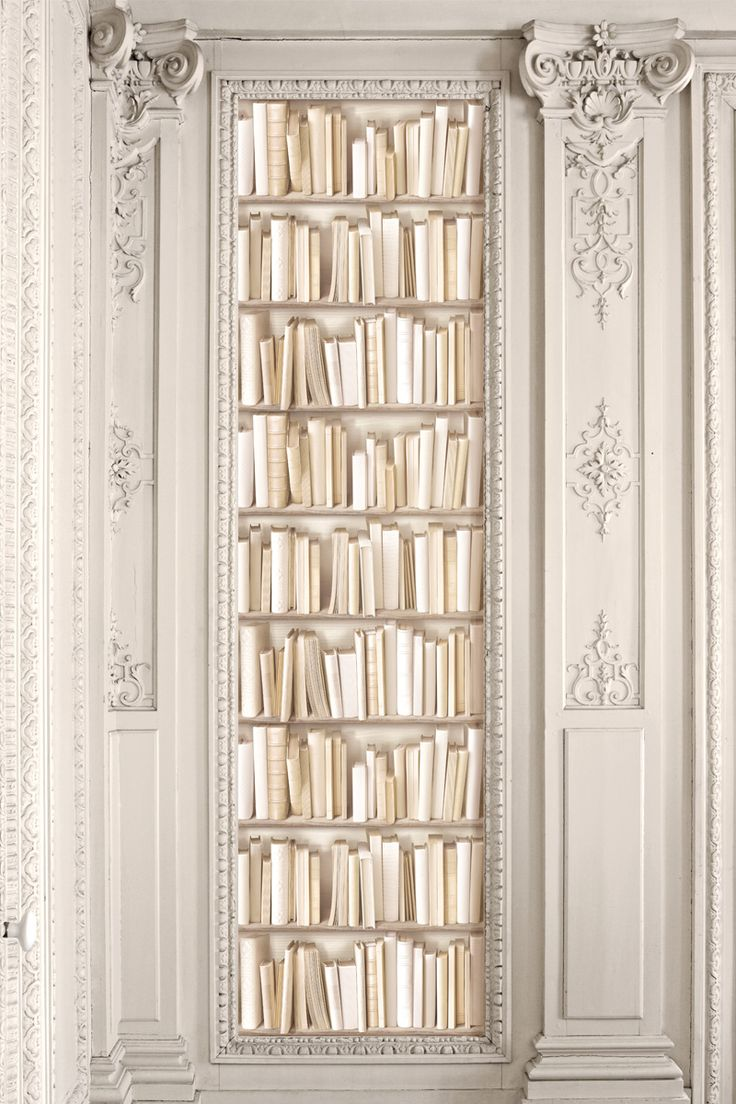 268 best images about papiers peints on pinterest cole and son studios and - Papier peint bibliotheque trompe l oeil ...