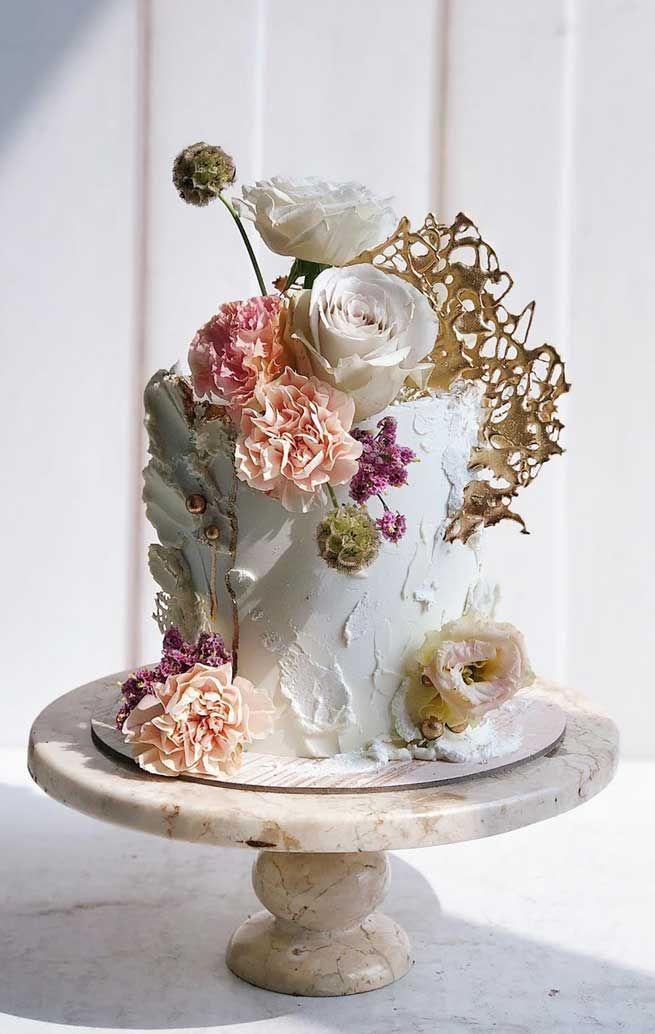 79 Hochzeitstorten, die wirklich hübsch sind!   – Cake Inspiration