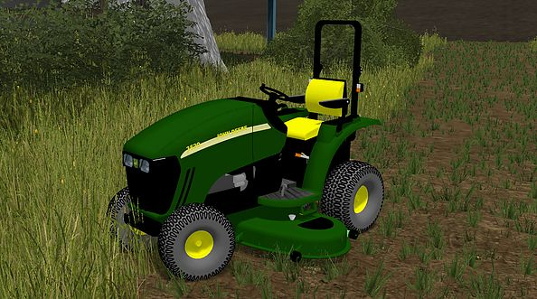 FS17 JOHN DEERE 3530 Credits: Aspinalet If you notice any mistake, please let us know. What is this mod use for Farming Simulator 2017 Mods are one of the greatest upgrades and can make...