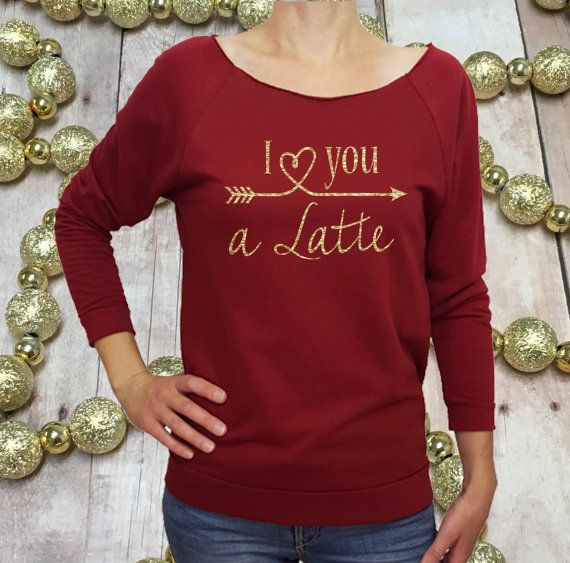 Valentine shirt, womens Valentines, I love you a latte, funny Valentines, love day shirt, Valentines for women, gift for her, Valentines