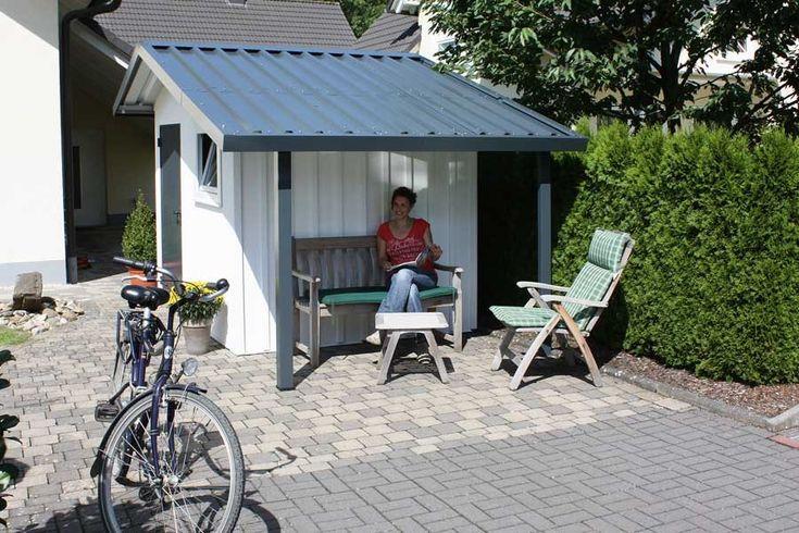 Les 15 meilleures images du tableau abri de jardin pvc sur for Jardin 6x6 shed
