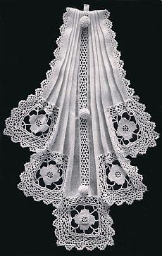 Heirloom Crochet - Vintage Crochet Books - Cartier-Bresson Crochet Lace 2nd Album