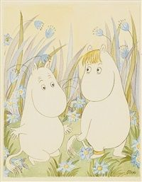 Mumintroll by Tove Jansson
