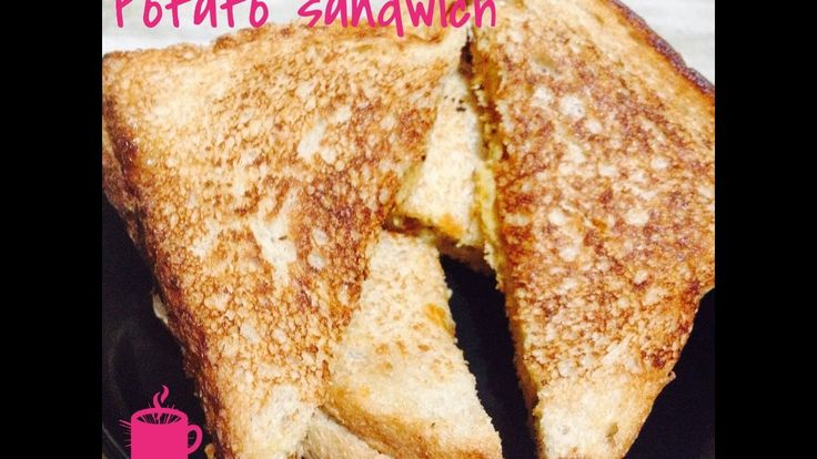 Spicy Potato Sandwich | How to make Potato Sandwich at home | Indian San...