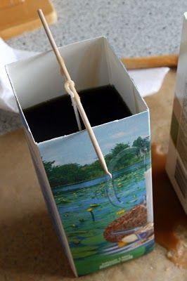 De Kleine Dingen: Zelf kaarsen maken