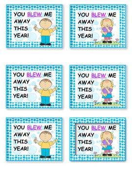 Modest image with regard to you blew me away this year free printable