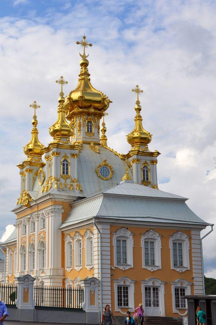 San Pietroburgo: Peterhof