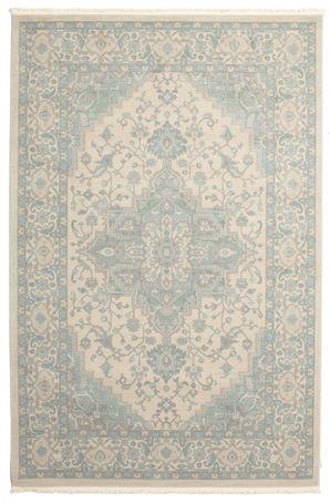 Ziegler Phoenix - Bézs / Kék szőnyeg 200x300