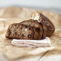 Et smakfullt og saftig brød som passer spesielt godt til lange julefrokoster.