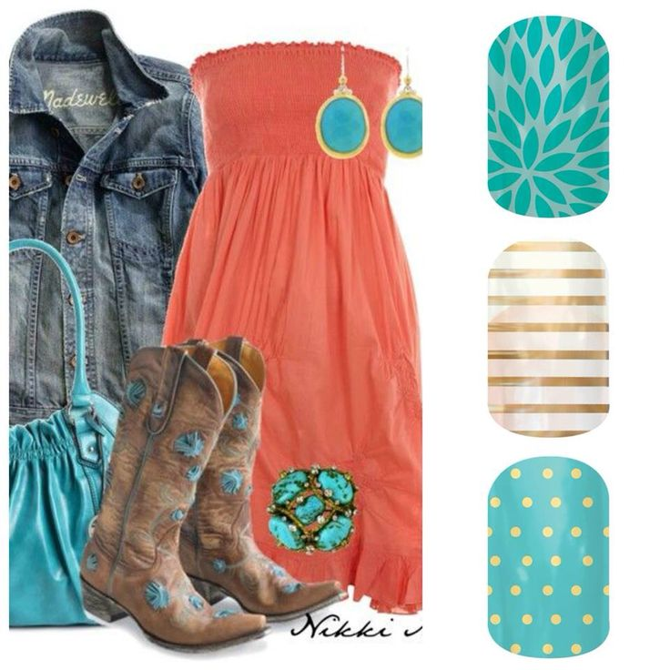 Super cute look just in time for summer! Find this and more nail designs at: www.robinzygmont.jamberrynails.net Robin Zygmont Independent Jamberry Consultant https://www.facebook.com/pages/Robin-Zygmont-Jamberry-IC/681791491884779