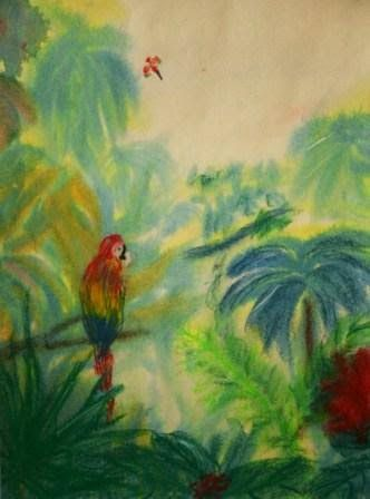 A blog to help Steiner school class teachers with painting lessons in the lower school. 'The children gain flexible inner images, f...